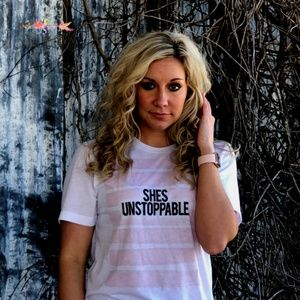 She's Unstoppable - Tee